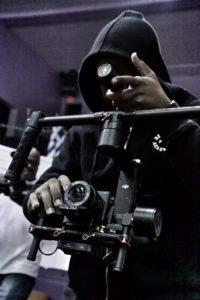 Cinematographer & director Victor O'Frank