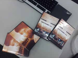 Lesley Short film DVD