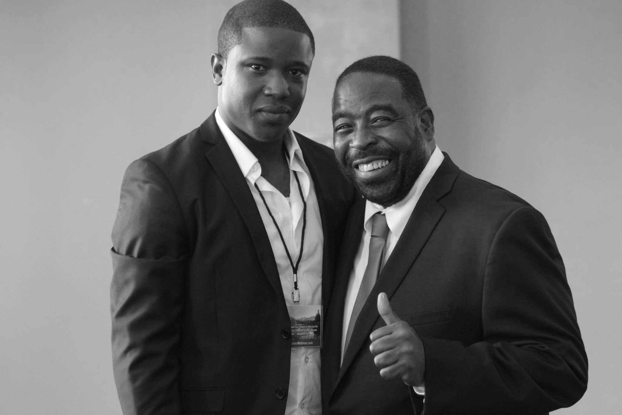 Victor O'frank and les brown